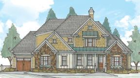 Clifton Ridge homeplan