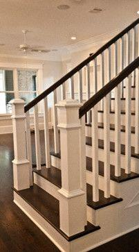 wood baluster option