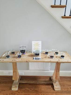 voting table