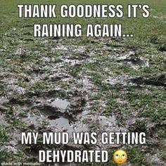funny quote_rain